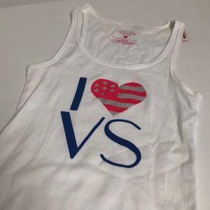 USA Victoria's Secret Tank 🇺🇸